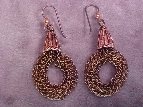 Viking Fashion Earrings